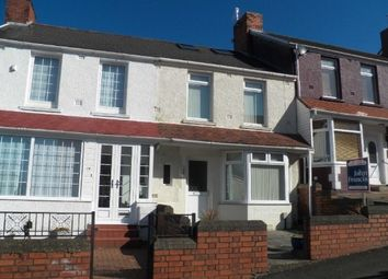 Thumbnail 2 bedroom property to rent in Ormsby Terrace, Port Tennant, Swansea