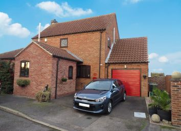 3 bed detached house for sale in Brownlow Close, East Stoke, Newark NG23