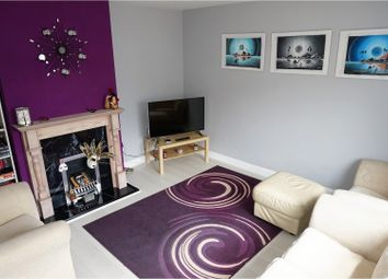 Thumbnail 3 bed semi-detached house for sale in Cheriton Road, Leicester