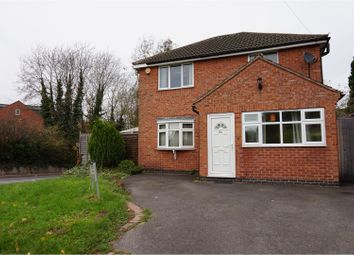 Thumbnail 4 bed detached house for sale in Forest Rise, Thurnby