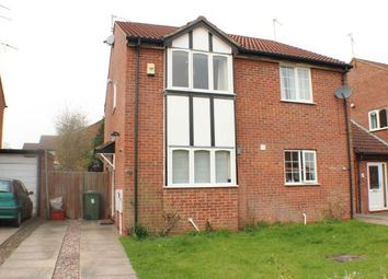 Thumbnail 2 bed semi-detached house to rent in Sydenham, Leamington Spa
