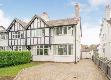 Thumbnail Semi-detached house for sale in Kings Road, Bebington, Wirral, Merseyside