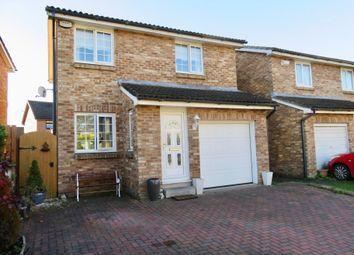 Thumbnail 3 bed detached house for sale in Leander Crescent, Bellshill