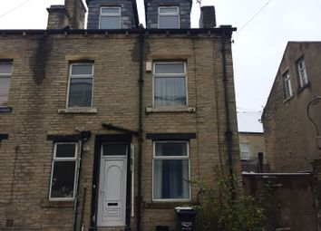 Thumbnail 3 bedroom end terrace house to rent in Byron Street, Halifax