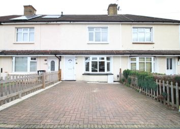 Thumbnail 2 bedroom terraced house for sale in Crossfield Road, Hoddesdon
