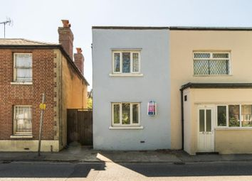 Thumbnail 3 bed end terrace house for sale in Old Dover Road, Canterbury