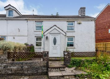 Thumbnail 2 bed semi-detached house for sale in Heol Canola, Sarn, Bridgend