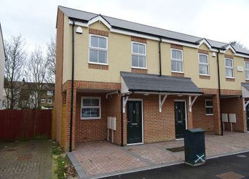Thumbnail 3 bed end terrace house for sale in Dudrich Villas, Trinity Road, Gillingham, Kent.