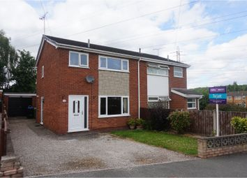 Thumbnail 3 bed semi-detached house to rent in Glasfryn, Wrexham