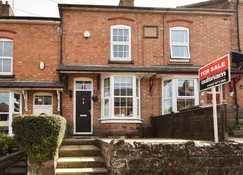 Thumbnail 2 bed terraced house for sale in Highfield Road, Bromsgrove