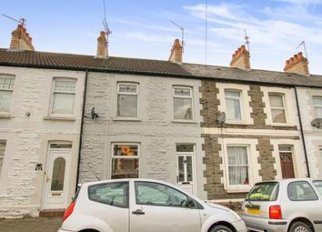 Thumbnail 3 bed terraced house for sale in Blanche Street, Cardiff, Caerdydd