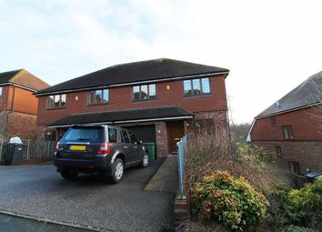 Thumbnail 4 bed semi-detached house for sale in Beachy Head View, St Leonards-On-Sea, East Sussex