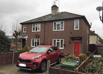 Thumbnail 2 bed semi-detached house for sale in Vale Road, Camberley