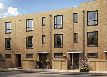 "Thumbnail 3 bed terraced house for sale in ""The Greyfriars"" at London Road, Stanford-Le-Hope"