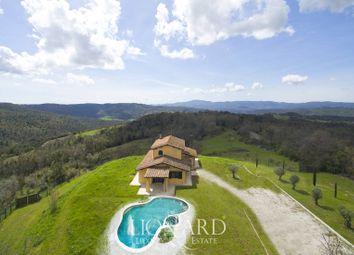 Thumbnail Villa for sale in Monterotondo Marittimo, Grosseto, Toscana