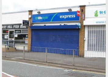 Thumbnail Retail premises to let in 288 Coalway Road, Wolverhampton
