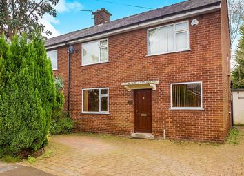 Thumbnail 3 bed semi-detached house for sale in West Crescent, Broughton, Preston