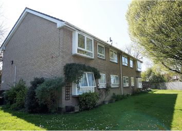 Thumbnail 2 bed flat for sale in Victoria Close, Corfe Mullen, Wimborne