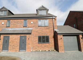 Thumbnail 4 bed semi-detached house for sale in Plot 13 Fullerton Close, Vale Road, Thrybergh, Rotherham, South Yorkshire