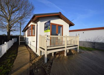 Thumbnail 2 bed bungalow for sale in Elm Close, Summer Lane Park Homes, Banwell