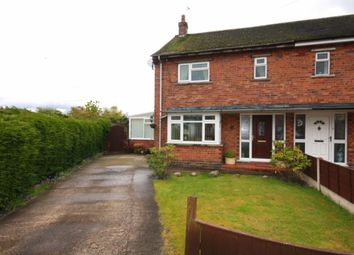Thumbnail 2 bed semi-detached house for sale in Wyche Avenue, Nantwich