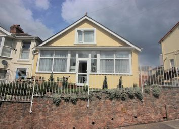 Thumbnail 3 bed terraced bungalow for sale in Westbourne Road, Torquay
