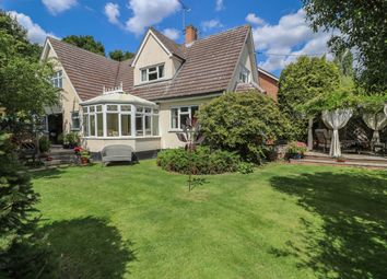 Thumbnail 4 bed detached house for sale in Brock Hill Drive, Brock Hill, Wickford, Essex