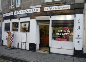 Thumbnail Restaurant/cafe for sale in Mitchell Street, Edinburgh