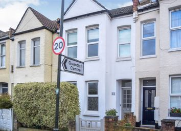 Thumbnail 1 bed flat to rent in Fortescue Road, Colliers Wood, London