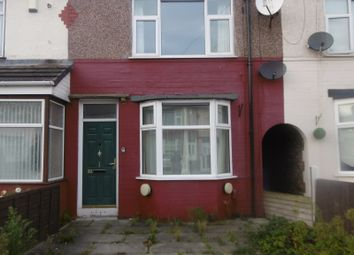 Thumbnail 3 bed terraced house to rent in Haydn Road, Liverpool, Merseyside