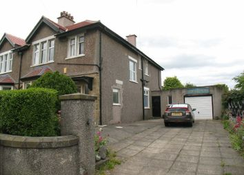 Thumbnail 4 bed semi-detached house to rent in Draycombe Drive, Heysham, Morecambe