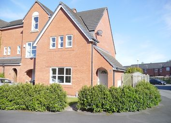 Thumbnail 3 bed semi-detached house to rent in Byron Walk, Nantwich, Cheshire