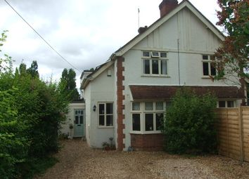 Thumbnail 3 bedroom semi-detached house for sale in Salford Road, Aspley Guise