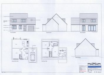 Thumbnail 3 bed detached house for sale in Winchester Close, Swindon, Wiltshire