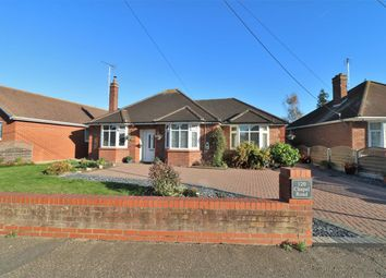 Thumbnail 3 bed detached bungalow for sale in Chapel Road, Brightlingsea, Colchester