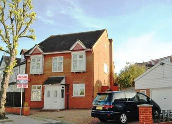 Thumbnail 6 bed detached house for sale in Cleveland Road, Near Cleveland Park, Ealing, London