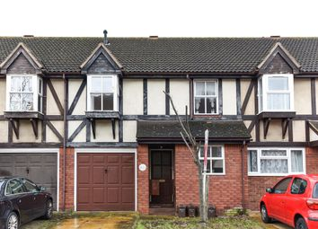 Thumbnail 4 bed terraced house for sale in Silbury Avenue, Mitcham, Surrey