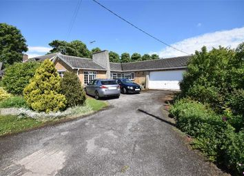 Thumbnail 3 bed detached bungalow for sale in Church Lane, Eagle, Lincolnshire