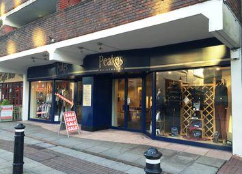 Thumbnail Retail premises to let in King Street, Maidenhead