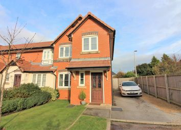 Thumbnail 3 bed end terrace house for sale in Bramley Close, South Shore