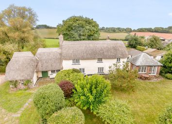 Thumbnail 4 bedroom detached house for sale in Chilton, Crediton, Devon