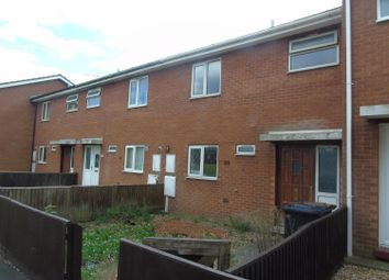 Thumbnail 3 bed terraced house for sale in Aberporth Drive, Lincoln