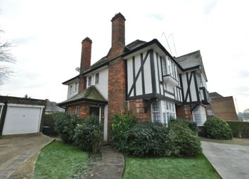 Thumbnail 1 bed flat to rent in Ossulton Way, Hampstead Garden Suburb