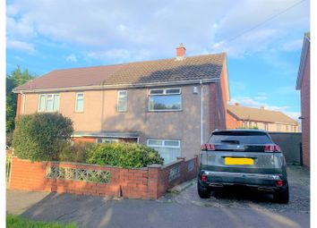 Thumbnail 2 bed semi-detached house for sale in Longview Road, Clase