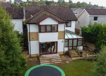 Thumbnail 4 bed detached house for sale in Blackhill Drive, Helensburgh