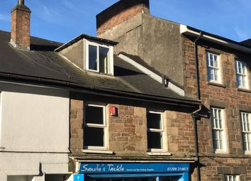 Thumbnail 2 bed flat to rent in Penryn Street, Redruth