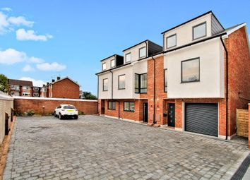 Thumbnail 3 bedroom town house for sale in Hardwick Close, Stanmore