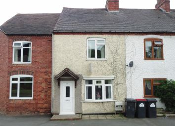 Thumbnail 3 bed cottage for sale in Post Office Road, Baddesley Ensor, Atherstone, Warwickshire