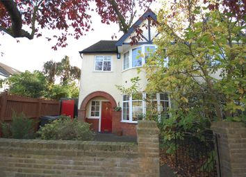 Thumbnail 4 bed end terrace house for sale in Grove Avenue, Finchley, London