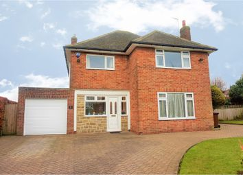 Thumbnail 4 bed detached house for sale in Long Meadows, Leeds